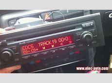 Lire des MP3 sur clé USB ou carte SD avec l'autoradio d