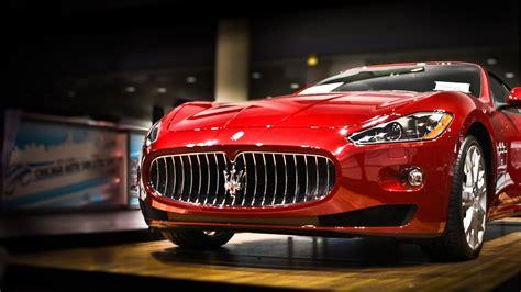 Download Wallpaper 1920x1080 Maserati, Car, Red Full Hd 1080p Hd Background