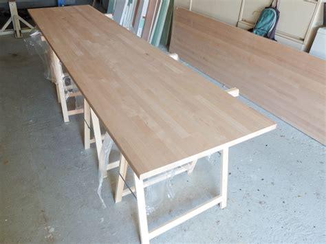 bureau d angle en bois un bureau sur mesure