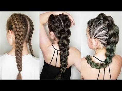 Cool Hairstyles With Braids by 12 Braids Hairstyles For Summer How To Braid Your Hair