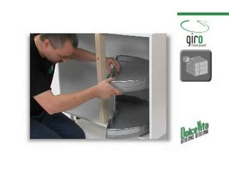 montage tiroir cuisine ikea de montage du plateau tournant pour meubles d 39 angle dolce vita