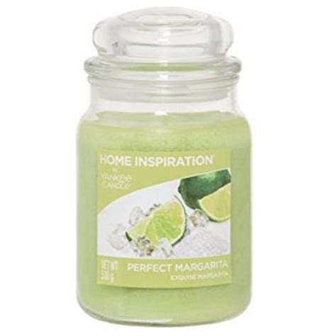 Official Yankee Candle Perfect Margarita Home Inspiration