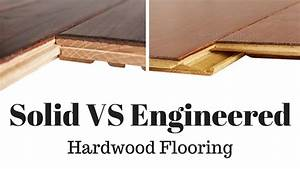 how is engineered hardwood made With what is the difference between hardwood and engineered wood floors