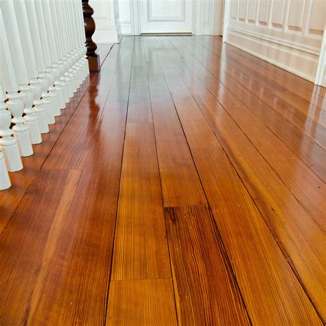Antique Longleaf Pine Flooring by Longleaf Lumber 1 Quartersawn Flooring