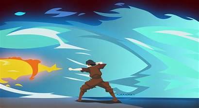Zuko Airbender Avatar Last Wallpapers Vector Minimalist