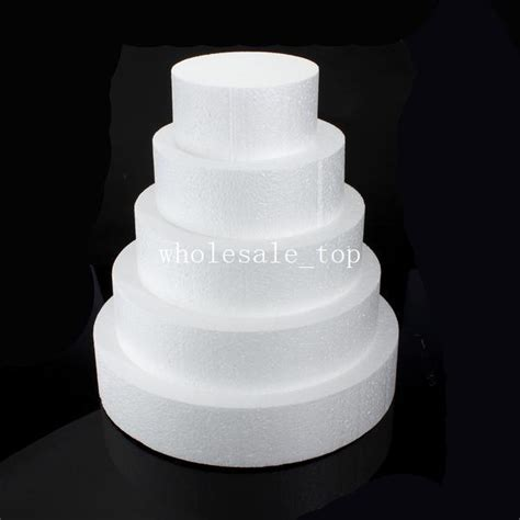foam cake dummy styrofoam