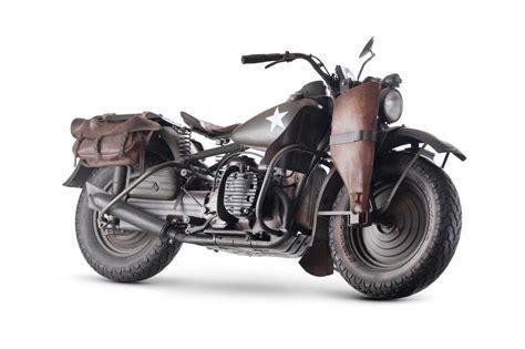 Harley-davidson Xa Military Motorcycle
