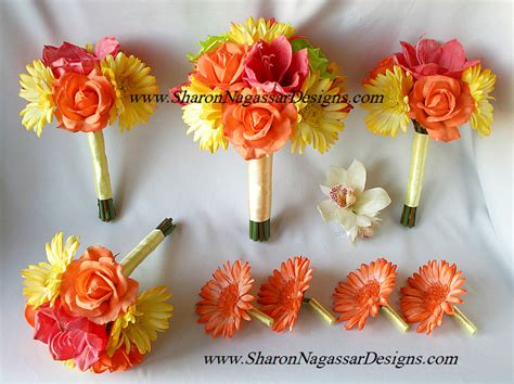 corsage and boutonniere cost nagassar designs silk real touch custom