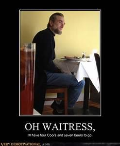 Waitress Jokes Quotes. QuotesGram