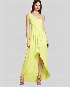 lyst bcbgmaxazria bcbg max azria gown kailo ambrosia one With bcbg max azria robe