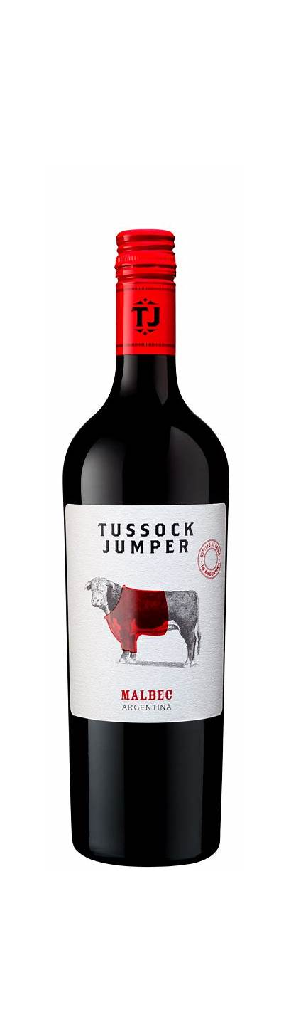 Malbec Jumper Tussock Wines Argentina Card Cow