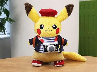 Closet Pikachu Plush Pokemon Center Costumes Clothes