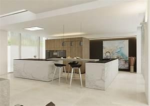 Minosa: Modern Kitchen Design requires & Contemporary approach