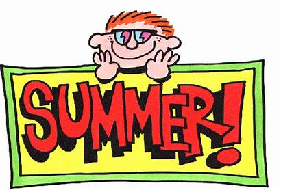 Clipart Schedule Vacation Clip Summer