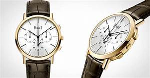 The Manual Wind  Piaget Altiplano Chronograph
