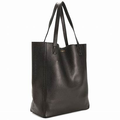 Leather Perfect Alpha Tote