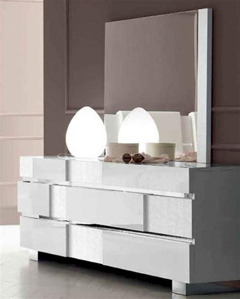 modern dresser with mirror status caprice dresser and mirror in modern style 33190sc