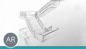 Treppen Zeichnen Programm Freeware : architektur zeichnungen treppen zeichnen lernen mappenvorbereitungskurs architektur youtube ~ Watch28wear.com Haus und Dekorationen