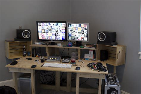 monitor stand for desk studio monitor desk stands ideas greenvirals style