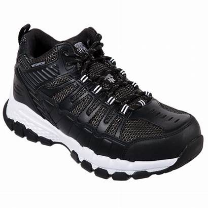 Skechers Safety Boots Toe Steel Number Boot