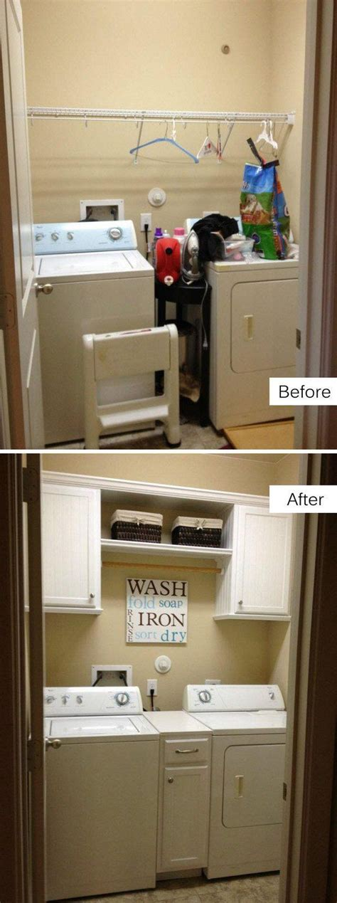 Best 25+ Basement Laundry Area Ideas On Pinterest