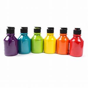 Ready Mix Bright Paint 150Ml 6 Pack Hobbycraft
