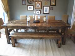 Farmhouse Dining Room Table Seats 12 by Restoration Hardware Farmhouse Table Replica They Made It Themselves Incred