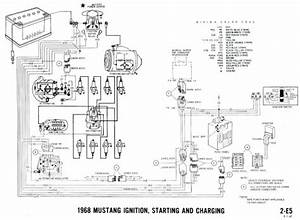 1969 Mustang Wiring Harness Diagram