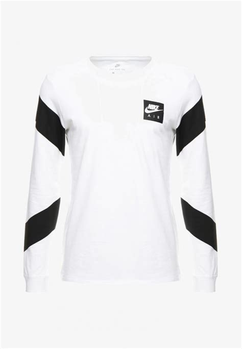 white t shirt herren t shirts poloshirts nike herren langarmshirt white