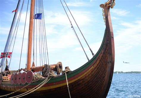 Sailing The Worlds Largest Viking Ship From Norway To