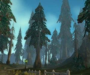 silverpine forest classic wowpedia  wiki guide