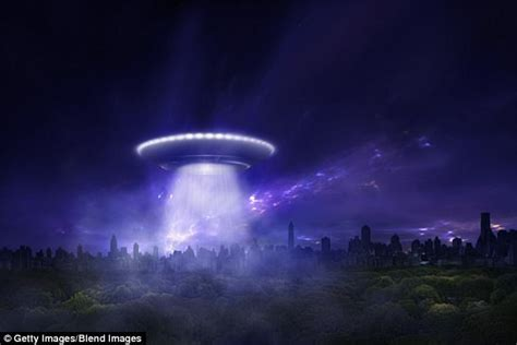 New Yorkers report seeing 85 UFOs in two years | Daily ...