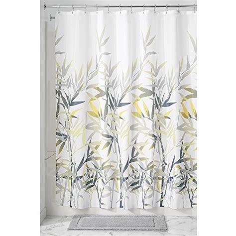 interdesign anzu fabric shower curtain 72 shower