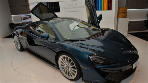 Mclaren 570gt Offers A Starting Price Of £154,000