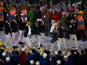 Olympics Get Underway With Message of Unity and Enthusiasm ...