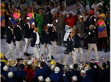 Olympics Get Underway With Message of Unity and Enthusiasm