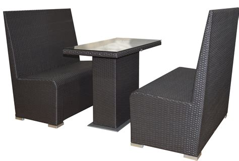 jaavan outdoor booth table