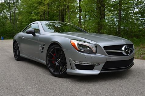mercedes benz sl class sl amg roadster review
