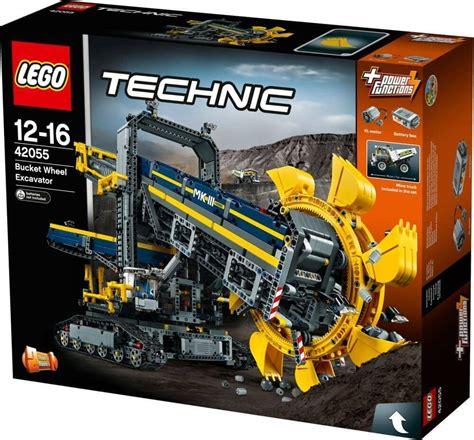 lego technic 42055 lego 174 technic wheel excavator 42055 jadrem toys