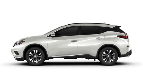 nissan murano white 2018 murano mid size crossover nissan usa