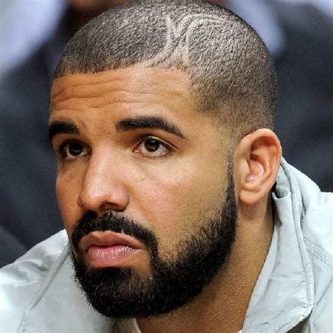 awesome drake haircuts  created buzz cool mens hair