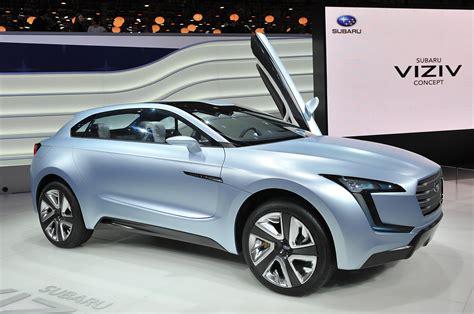 Diesel Hybrid by Subaru Viziv Is A Diesel Hybrid Crossover We Could Learn