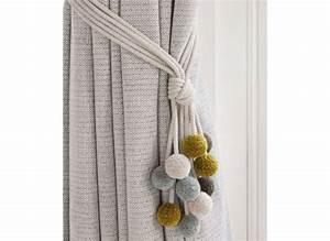 Embrasse Rideau Design : embrasse rideau 80 mod les originaux pour une d coration de charme d coration ~ Teatrodelosmanantiales.com Idées de Décoration