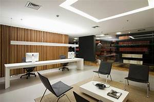 Contemporary Office Interior Design - Decobizz.com