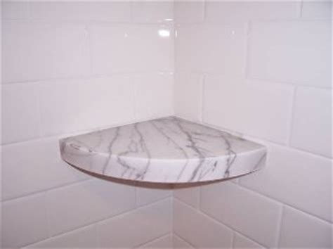 shower corner shelf marble 3cm 8 quot white carrara marble shower corner shelf sundance