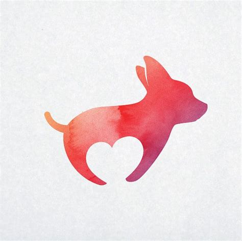 dog logo design ideas  pinterest pet logo