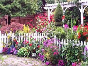 Blumen Im Garten : 30 gartengestaltung ideen der traumgarten zu hause ~ Bigdaddyawards.com Haus und Dekorationen