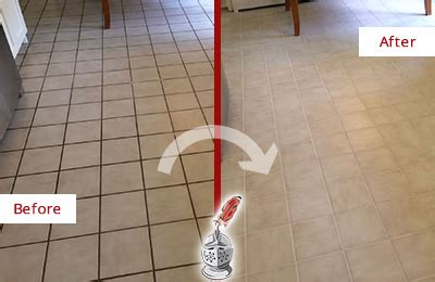 cleaning kitchen floor tile grout residential tile and grout cleaning and sealing sir 8224