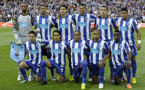 Fc Porto Team by Falcao And The Other Players Who May Leave Europa