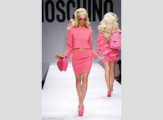 Milan Fashion Week Jeremy Scott gives Barbie a high